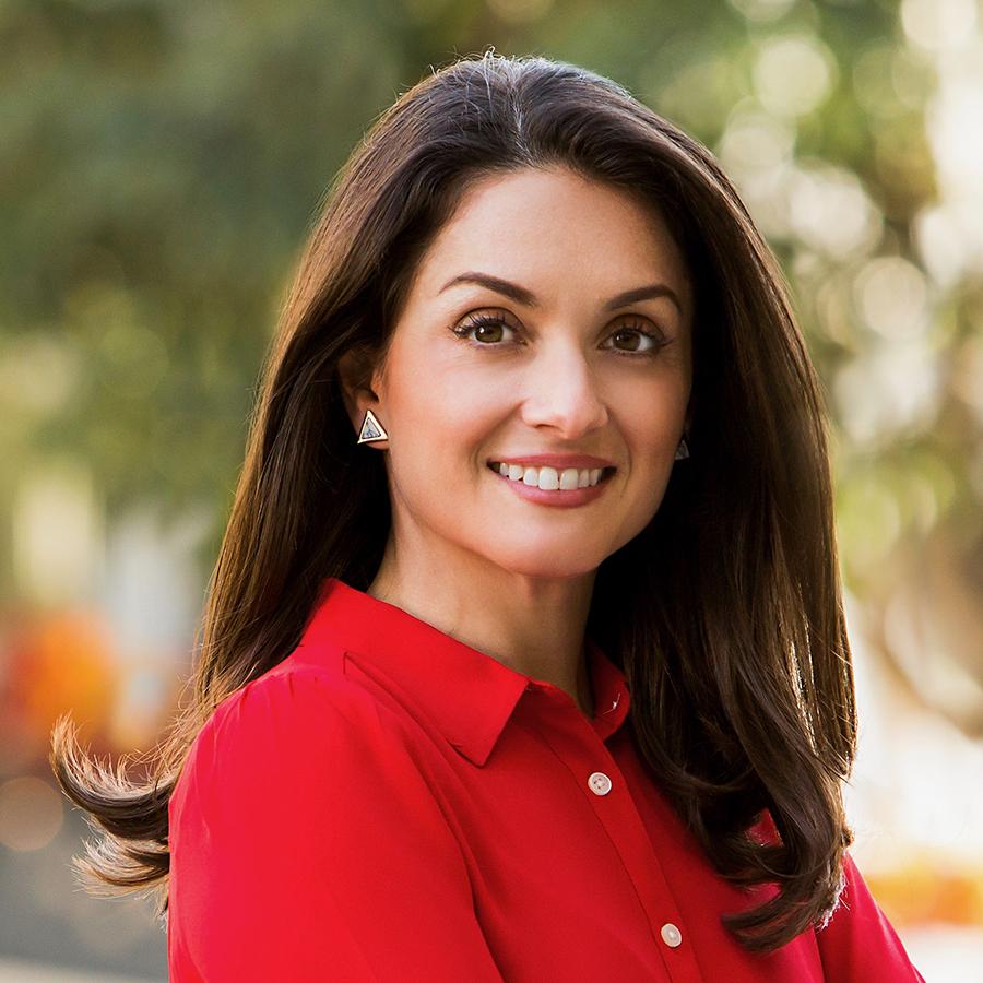 Photo of Jacinta M. Jiménez