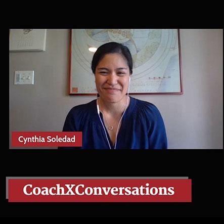 Screenshot of Cynthia Soledad