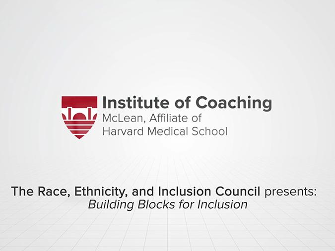 Building Blocks for Inclusion