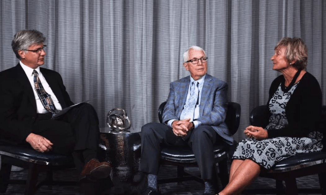 2017 Conference Interview with Jim and Janice Prochaska