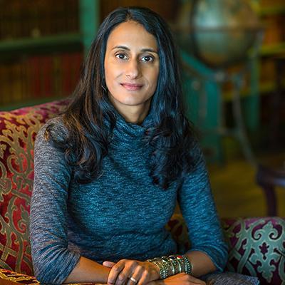 Photo of Bina Venkatarama