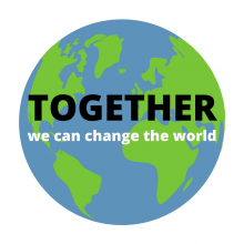 Together we can change the world