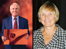 James and Janice Prochaska - IOC Vision and Scientific Excellence Award Winners