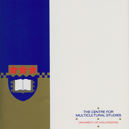 Logo for The Centre for Multicultural Studies