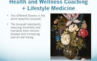 Physicians, Coaching and Lifestyle Medicine