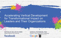Accelerating Vertical Development for Transformational Impact