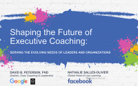Shaping the future of executive coaching