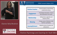 Positive Psychology and Coaching for Youth/In Education