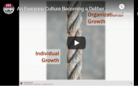 Deliberately Developmental Organization