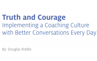 Implementing a Coaching Culture
