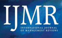 International Journal of Management Reviews