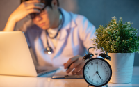 Physician Burnout - Coaching a Way Out