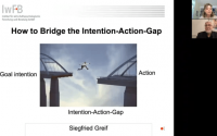 Webinar - Bridging the Intention-Action Gap