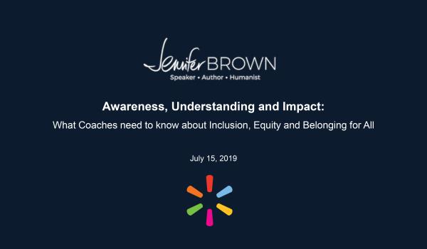 Awarness, Understanding and Impact