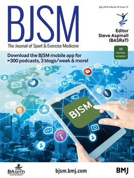 british journal of sports medicine