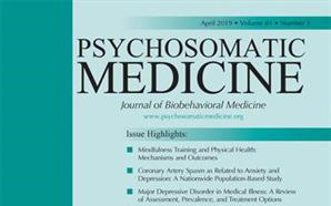Journal: Psychosomatic Medicine