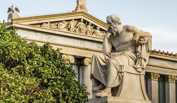 Statue of Socrates