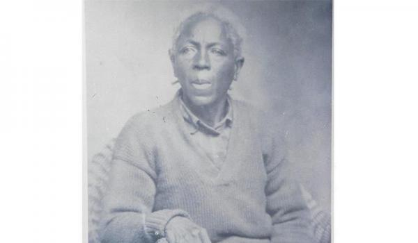 Old photo of Matilda McCrear