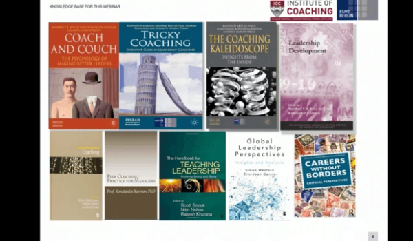 Webinar-Psychological Safety in Executive Coaching